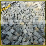Stocked large qty black basalt stone for garden paving, Promotion china granite garden paving