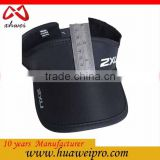 Chinese Factory Promotion Summer Out Door Sports Visor Cheap Custom Visor Polyester Logo OEM Sun Visor
