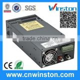 SCN-600-24 600W 24V 25A durable hot-sale 9 years factory sell switching power supply for