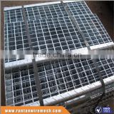 Hot dipped galvanized floor platform bar steel grating for bridge decks (Trade Assurance)
