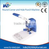 Manual Round Corner and Hole Punch Machine (WD-L30)