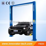 High quality factory-made 2 post lift for sale car lift with CE certificate IT8233 3200kg capacity to repair cars MOQ 1set