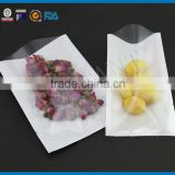 Cold resistant moisture oxygan proof vacuum food packaging bag for fresh fruit nuts fish meat