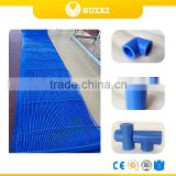 Capillary Tube Mat Greenhouse Heating System