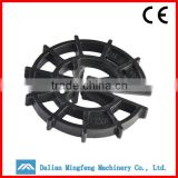 Plastic parts concrete rebar spacer