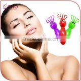 Electric Silicone Waterproof Facial Cleansing T-Sonic Brush Face Skin Cleanser Care Massage