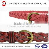 Belt inspection service/ 100% inspection service