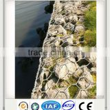 galvanized gabion basket/ wall construction                                                                                                         Supplier's Choice