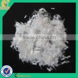 Virgin Low Melt Polyester Staple Fiber for Concrete Reinforcement