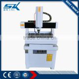 Products sell like hot cakes small metal cnc router 6090 / mini milling machine cnc for sale