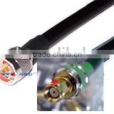 Antenna jumper cable N to RP SMA male for LMR400