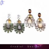 Newest Products Wholesale Cheap Jewelry Trendy Fashion Gold Ear Top Designs For Women Jewelry