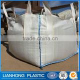 100% new virgin pp pp jumbo big bag for sand cement chemical, factory sale jumbo recyclable PP laminated woven bag                                                                                                         Supplier's Choice