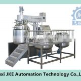 Vacuum Homogenizer Chemical Mixing Machinery Tilting Lifting Blending Machine for Cream                                                                         Quality Choice