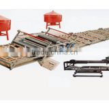 MgO board making machine