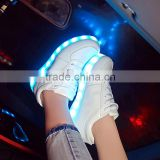 Ideal fashions Novelty LED Light Up USB Charger Shoes Glow In The Darkness UNISES LED Shuffle girl elena in youtube LED Shoes