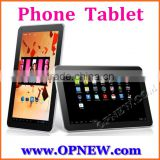 "Factory OEM 10"" 3G WCDMA dual sim Phone Call phablet Tablet PC mtk6582 Android 5.0 Lollipop GPS FM TV wholesale"