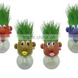 green toys indoor gardening kit grass growing toy