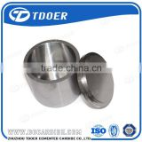 High Quality Cemented Carbide Milling Jar, Ball Mill Jar