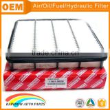 Inquiry About Panel PP 17801-38030 air filters for car