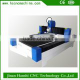 China jinan HS1325 automatic stone inscription machine sculpture marble headstone engraving machine
