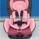 baby car seat XS-BCS303 ,5 point safety belt with 5 postion seat, side impact protection system