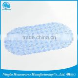 wholesale products china round bathroom accessory PVC bath mats