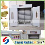 CE sertificate approved automatic egg incubator 96