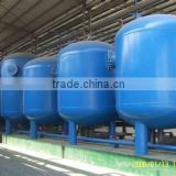 [Solid Factory] Mechanical Sand filter , a multi medium filter and activated carbon filter