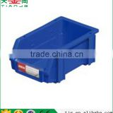L160xW100xH75 Assemblage Plastic Storage Box In Warehouse,Combined Stackable Storage Shelf Bins