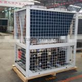 34Kw EVI low ambient temperature air sourced water chiller & heat pump