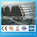 galvanized steel pipe sleeve / 100mm galvanized pipe clamp G3464