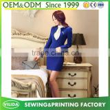 Office Ladies business suit new style women's velvet formal dress suit