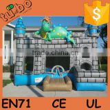 hot sale custom Inflatable Jumping Castle / Inflatable Bouncy Castle for amusement park playing