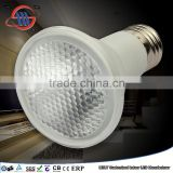 Haining LED PAR light PAR20 LED bulb spotlight lampara dimmable SMD E27 6W TUV CE approved Mingshuai factory