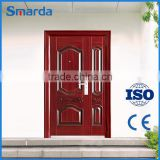 Smarda exterior wrought iron front door design