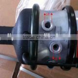 Portable duty heavy truck spare part brake fwd & rear & right brake chamber assy for Japanese truck CYZ51Q/6WF1A