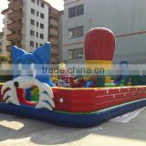 Hot-selling special inflatable playground rentals