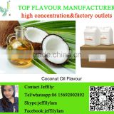 Good quality factory direct coconut liquid flavor for food products,oil souble liquid flavouring