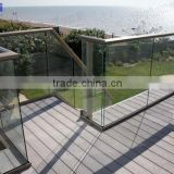 Modern/decorative wrought iron indoor stair railing/prices of stainless steel balcony railing PR-B127