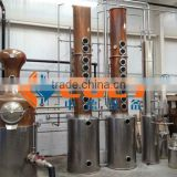 Shandong Zhongde/ home alcohol distillation equipment (CGET)