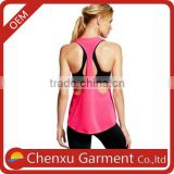 hot sale for new york fitness womens gym tank racer back tank tops wholesale tank top no panties stringer gym vests