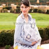 High Quality Baby Feeding Accessories Premium Nursing Cover & Stroller Cover For Breastfeeding Moms.