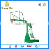 2016 high quality outdoor fitness movement of basketball stand