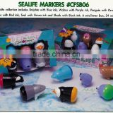 SEA LIFE CHARACTER WASHABLE MARKER
