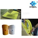 Polyurethane Rubber Liquid for Stamp Concrete