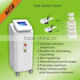 Guangzhou HETA Multi-Function Portable 8 In 1laser Lipolysis /cryo Face Lifting  Freezing Lipo Laser Beauty Equipment Sale Lip Line Removal