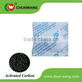 Activated carbon packing bag water absorbing material