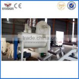 [ROTEX MASTER] Small hammer mill mixer feed machine/animal feed horizontal grinder and mixer