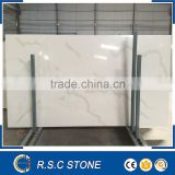 High quality artificial calacatta marble quartz stone